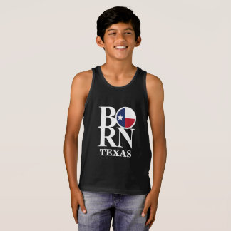 BORN Texas Kids Tank