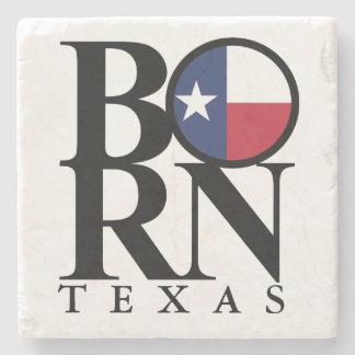 BORN Texas Stone Coaster