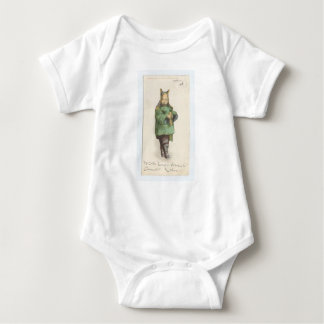 Born the command baby bodysuit