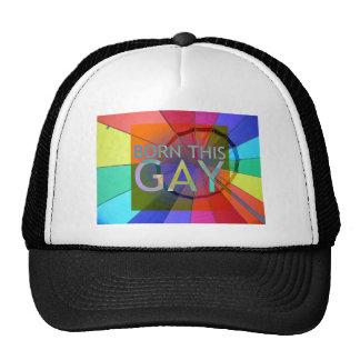 Born This Gay Trucker Hat