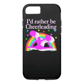 BORN TO BE A FABULOUS CHEERLEADER iPhone 7 CASE