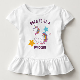Born to be a Unicorn Toddler T-shirt