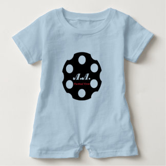 Born To Be AATC Baby Romper