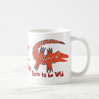 """Born to be Wild"" Mug"