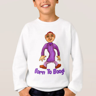 Born To Boogie Sweatshirt