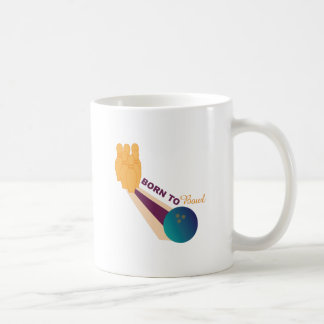 Born To Bowl Coffee Mug