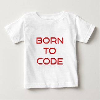 Born to Code Baby T-Shirt