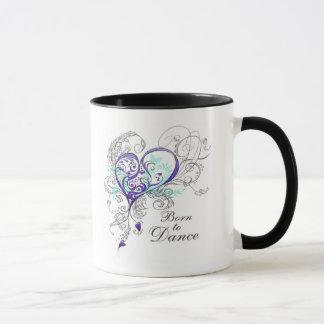 Born to Dance 2-Sided Mug