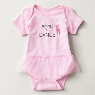 Born to dance dress
