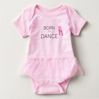 Born to dance dress