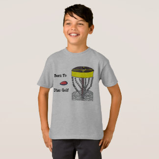 Born to Disc Golf youth t-shirt
