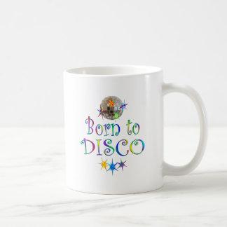 Born to Disco Coffee Mug