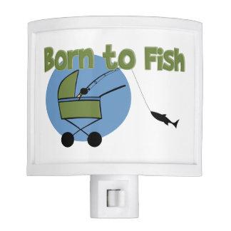 Born to Fish Nite Lites