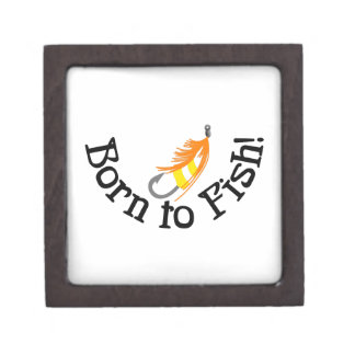 Born To Fish Premium Gift Boxes