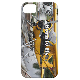 Born to fly: Beaver float plane iPhone 5 Cover