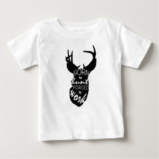 Born to hunt baby T-Shirt