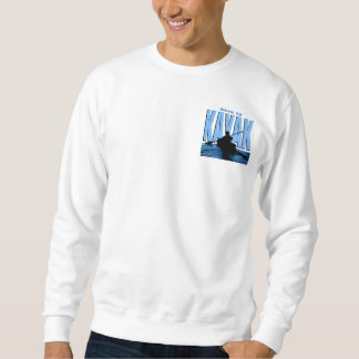 Born to Kayak Sweatshirt