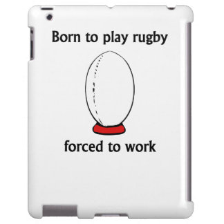 Born To Play Rugby Forced To Work