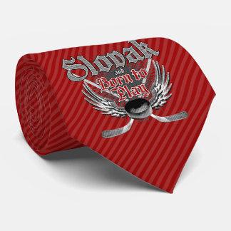 Born To Play (Slovak) Tie