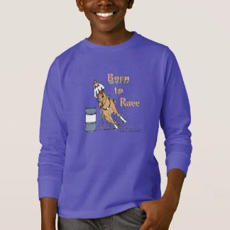 Born to Race Girls Sweatshirt