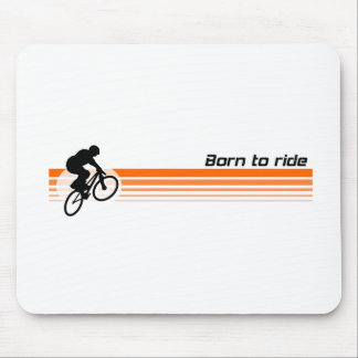 Born to ride - BMX Mouse Pad