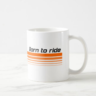 Born to ride - BMX Coffee Mug