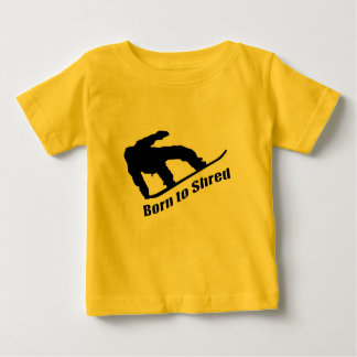 Born To Shred Baby T-Shirt
