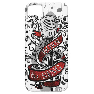 Born To Sing Electronic skins and cases