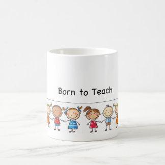 Born to Teach Mug