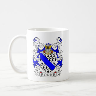 Borne Coat of Arms VII Coffee Mug