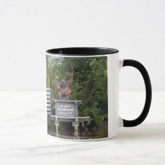 Borneo Tanjung Puting National Park Mug