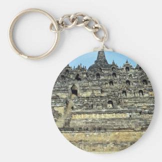 Borobudur Java Indonesia Key Chain