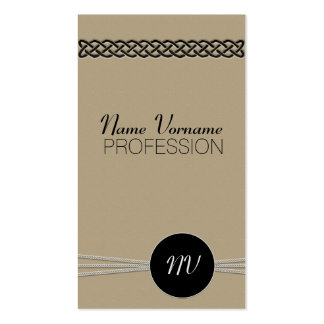 boron that business card