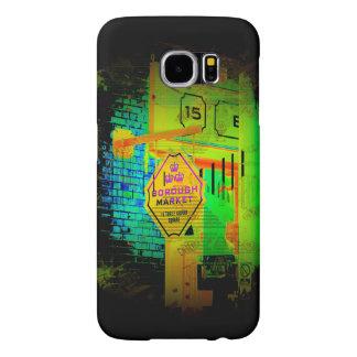 Borough Market - London, England Samsung Galaxy S6 Cases
