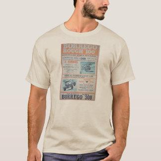 Borrego Rough 100 T-Shirt Poster
