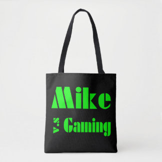 Borsa Mike v.s Gaming Tote Bag