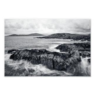 Borve Outer Hebrides Photograph