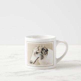 Borzoi 2 espresso cup