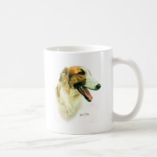 Borzoi Coffee Mug