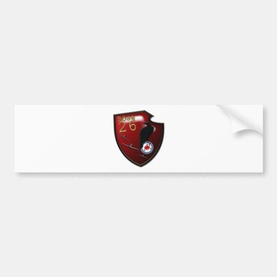 Bose Geschwader 26 Emblem Bumper Sticker