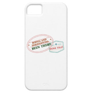 Bosnia and Herzegovina Been There Done That iPhone 5 Covers