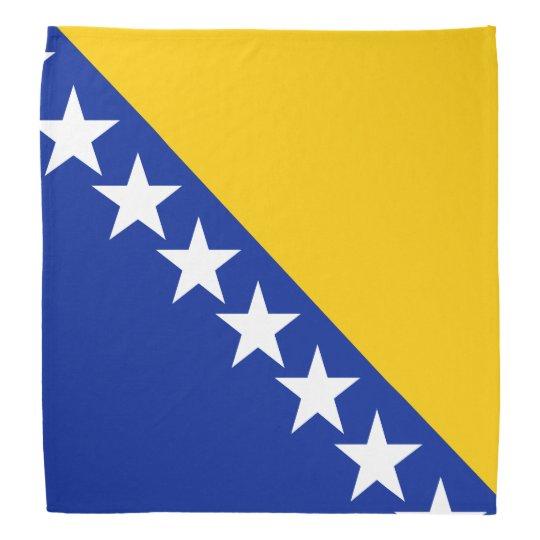 Bosnia and Herzegovina Flag Bandana