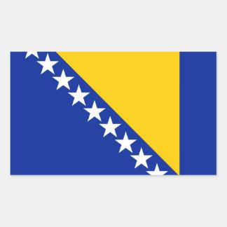 Bosnia and Herzegovina Flag Bosnian//Herzegovinian Sticker