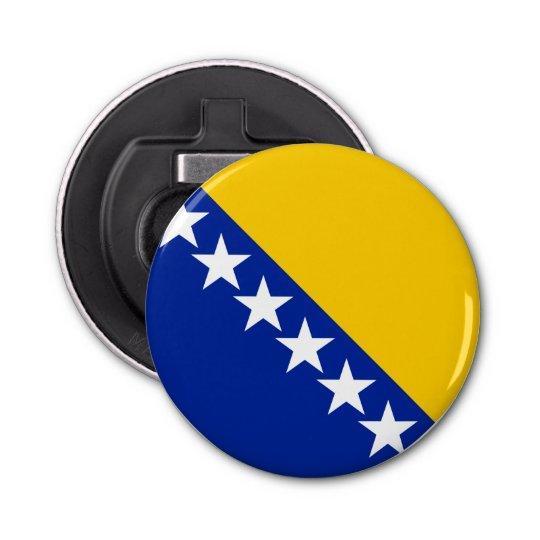 Bosnia and Herzegovina Flag Bottle Opener