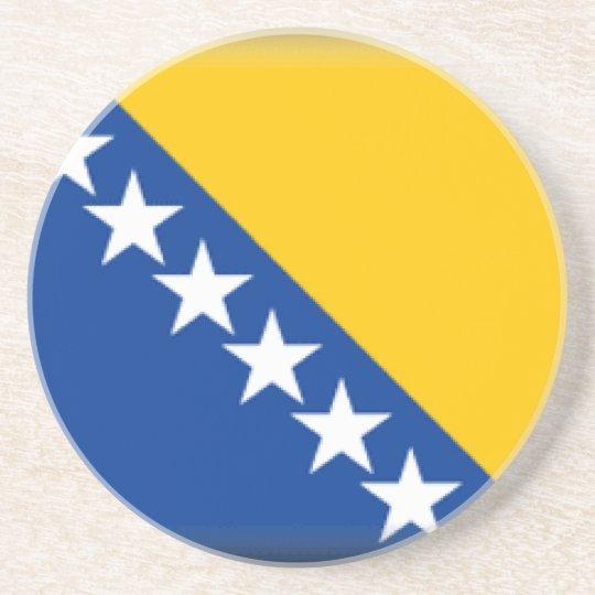 Bosnia and Herzegovina Flag Coaster