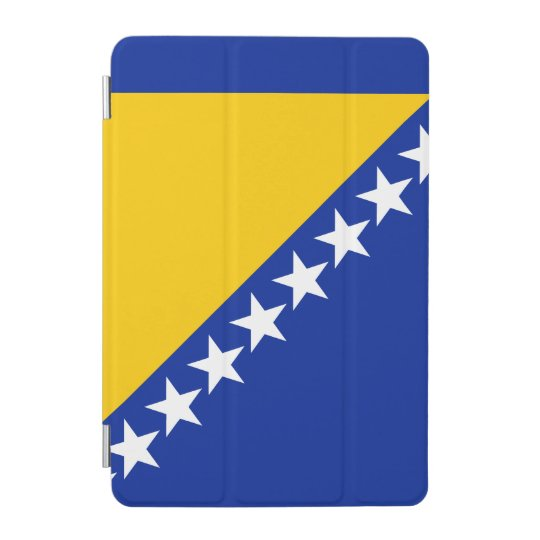 Bosnia and Herzegovina Flag iPad Mini Cover