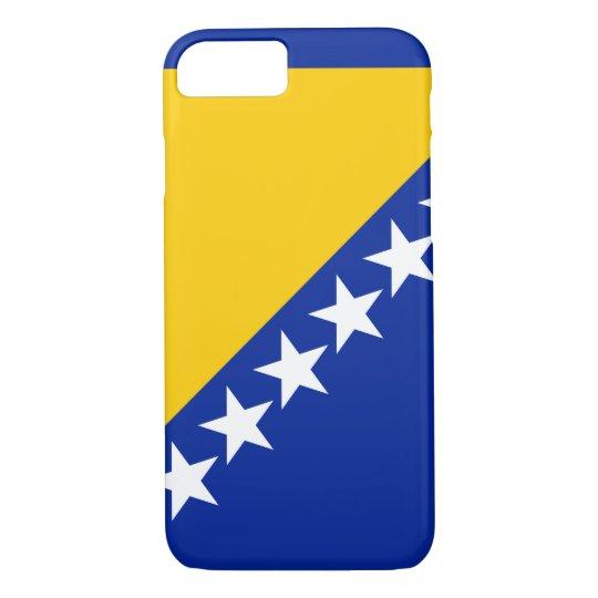 Bosnia and Herzegovina Flag iPhone 8/7 Case