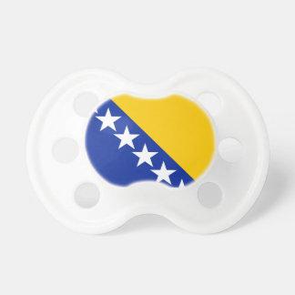 Bosnia and Herzegovina Flag Pacifier