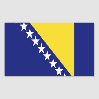 Bosnia and Herzegovina Flag Sticker