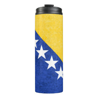 Bosnia and Herzegovina Thermal Tumbler